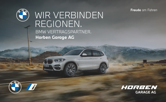 BMW, Horben Garage, Vertragspartner, Marketing